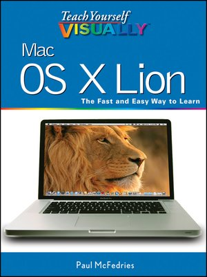 cover image of Teach Yourself VISUALLY Mac OS X Lion