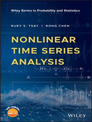 cover image of Nonlinear Time Series Analysis