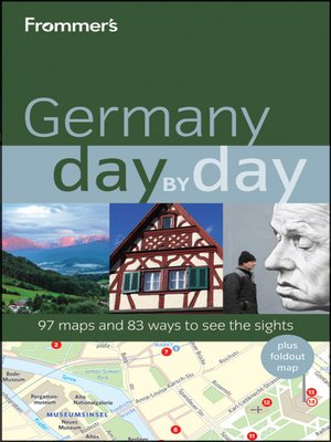 cover image of Frommer's Germany Day by Day