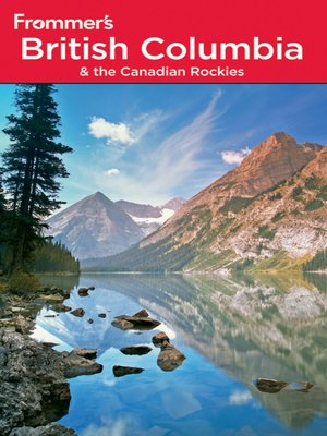 cover image of Frommer's British Columbia and the Canadian Rockies
