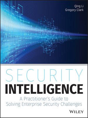 cover image of Security Intelligence