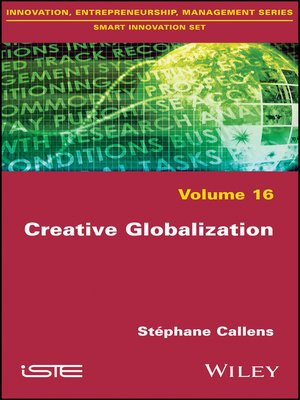 cover image of Creative Globalization