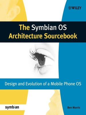 cover image of The Symbian OS Architecture Sourcebook