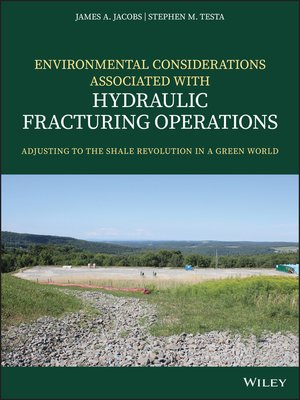 cover image of Environmental Considerations Associated with Hydraulic Fracturing Operations