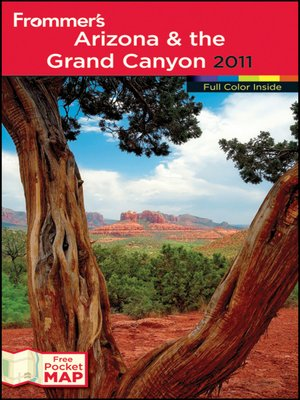 cover image of Frommer's Arizona and the Grand Canyon 2011