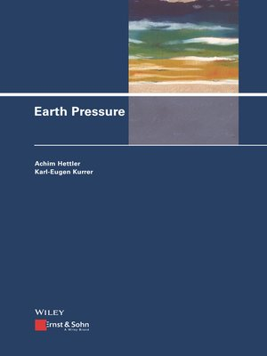 cover image of Earth Pressure
