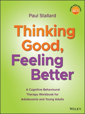 cover image of Thinking Good, Feeling Better