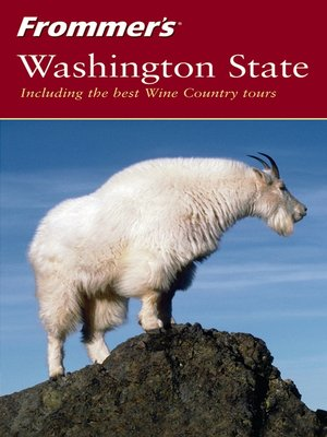 cover image of Frommer's Washington State