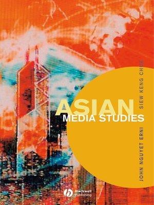 cover image of Asian Media Studies