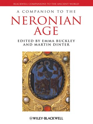 cover image of A Companion to the Neronian Age