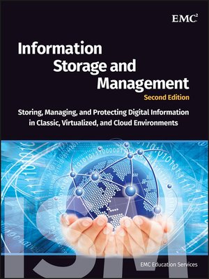 cover image of Information Storage and Management