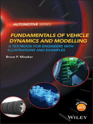 cover image of Fundamentals of Vehicle Dynamics and Modelling