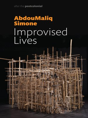 cover image of Improvised Lives