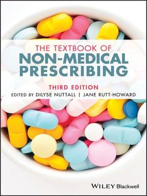 cover image of The Textbook of Non-Medical Prescribing