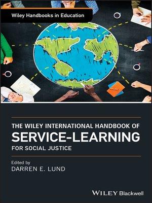 cover image of The Wiley International Handbook of Service-Learning for Social Justice