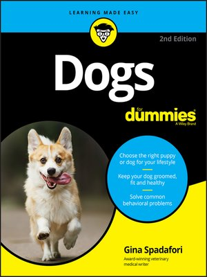 cover image of Dogs For Dummies