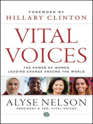 cover image of Vital Voices
