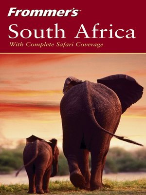 cover image of Frommer's South Africa