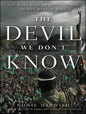 cover image of The Devil We Don't Know