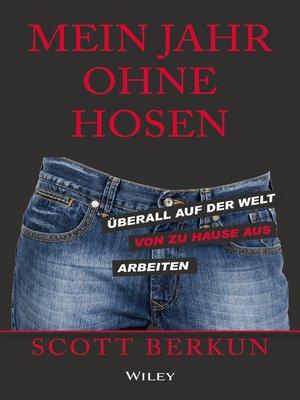 cover image of Mein Jahr ohne Hosen