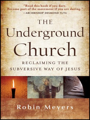 cover image of The Underground Church
