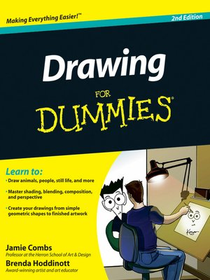 cover image of Drawing For Dummies