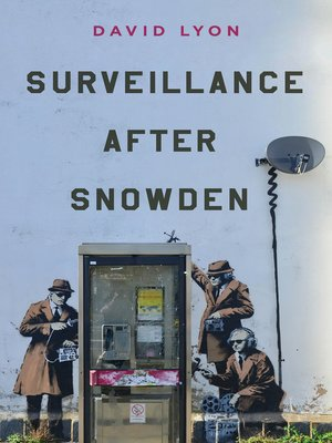 cover image of Surveillance After Snowden