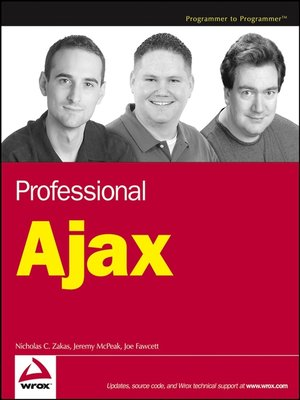 cover image of Professional Ajax