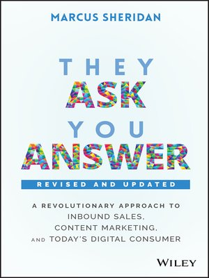 cover image of They Ask, You Answer