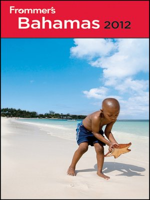 cover image of Frommer's Bahamas 2012