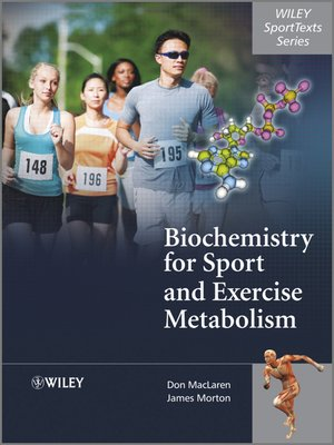 cover image of Biochemistry for Sport and Exercise Metabolism