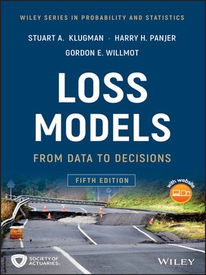cover image of Loss Models