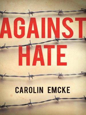cover image of Against Hate