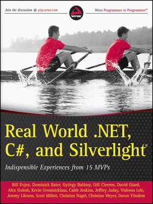 cover image of Real World .NET, C#, and Silverlight