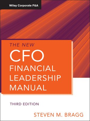 cover image of The New CFO Financial Leadership Manual