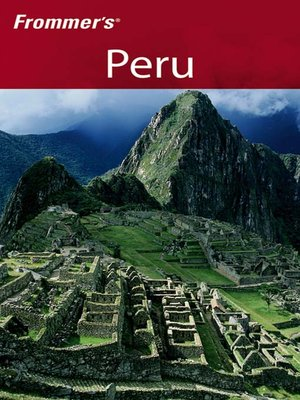 cover image of Frommer's Peru