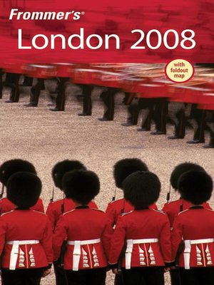 cover image of Frommer's London 2008