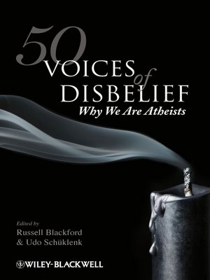 cover image of 50 Voices of Disbelief