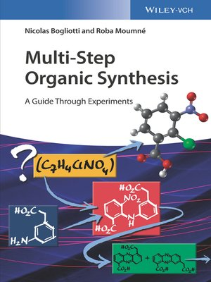 cover image of Multi-Step Organic Synthesis