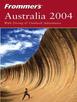 cover image of Frommer's Australia 2004