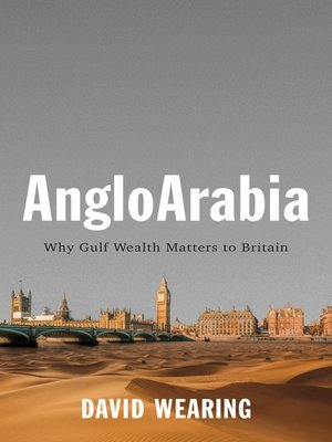 cover image of AngloArabia