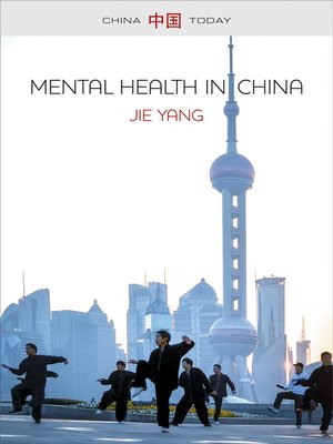 cover image of Mental Health in China