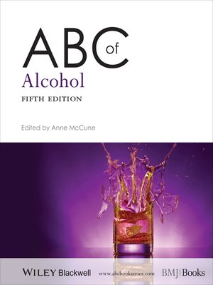 cover image of ABC of Alcohol