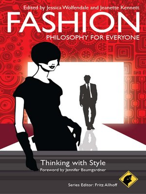 cover image of Fashion--Philosophy for Everyone