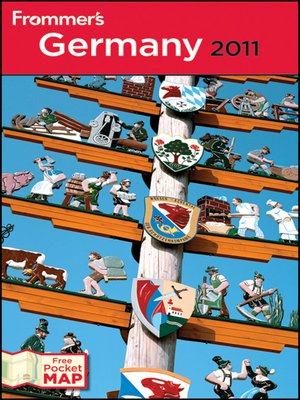 cover image of Frommer's Germany 2011
