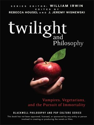 cover image of Twilight and Philosophy