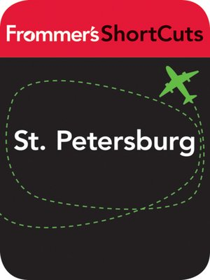 cover image of St. Petersburg, Russia