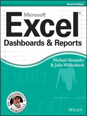 cover image of Excel Dashboards and Reports