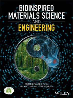 cover image of Bioinspired Materials Science and Engineering