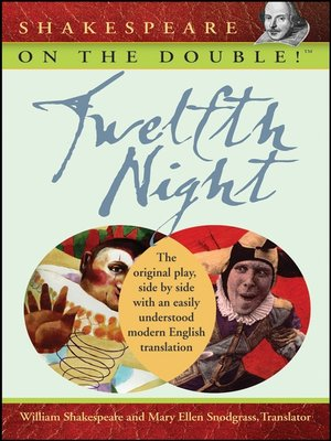 cover image of Shakespeare on the Double! Twelfth Night